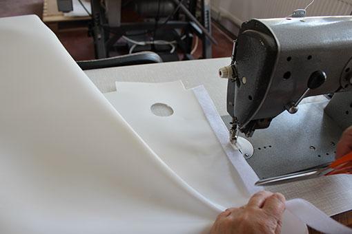 Szűrőbetétek gyártása