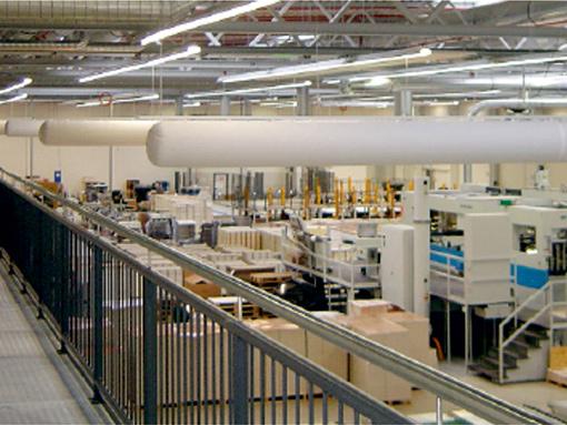 Textil légtechnikai szűrő