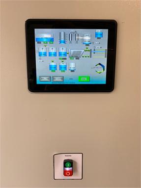 Ipari automatizálás - HMI vezérlés