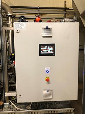 Ipari automatizálás - UF vezérlés