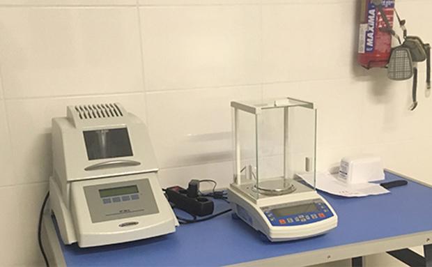 Laboratóriumi mérés